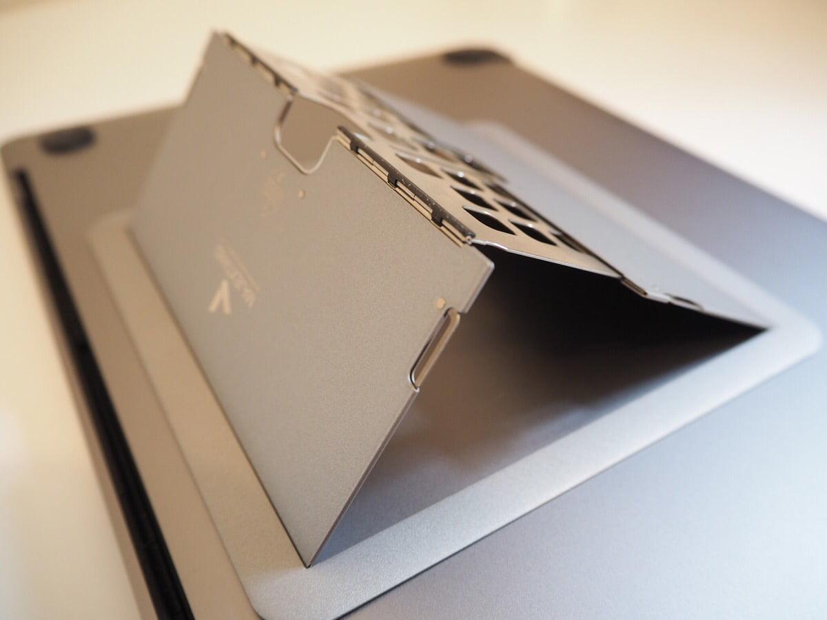 【レビュー】これは良いぞ!超薄型PCスタンド「Majextand」をMacBook Proで使ってみた